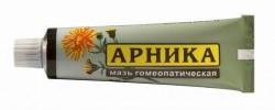 Арника, мазь д/наруж. прим. гомеоп. 30 г №1